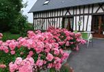 Hôtel Eure - Chambre Du Panorama-1