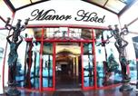 Hôtel Olsztyn - Manor Hotel-4
