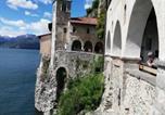 Location vacances Porto Valtravaglia - Panorama sul lago-2