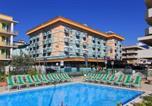 Hôtel Bellaria-Igea Marina - Hotel Arizona-1