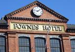 Hôtel Worcester - Fownes Hotel