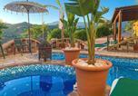 Location vacances Cómpeta - Casa Rural Arrijana-4