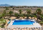 Location vacances Tibi - Villa Variscita Desinfeccion Certificada y Delivery-4