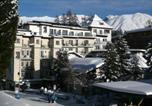 Hôtel Samedan - Hotel Bären