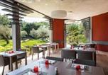 Hôtel 4 étoiles Castillon-du-Gard - Best Western Plus Le Lavarin-3