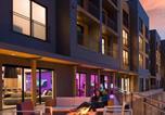 Hôtel Park City - Yotelpad Park City