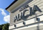 Hôtel Łódź - Hotel Alicja-3