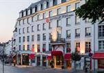 Hôtel Bruxelles - Nh Collection Brussels Grand Sablon-1