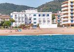 Hôtel Pineda de Mar - Hotel Sorrabona-1