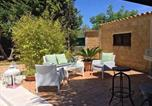 Location vacances Montelepre - Villa with 4 bedrooms in Partinico with wonderful mountain view private pool enclosed garden 9 km from the beach-3