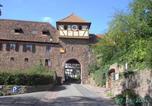 Location vacances Waldbrunn - Historisches Ferienhaus Veste Dilsberg-2