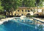 Hôtel 5 étoiles Gordes - Domaine De Manville-3
