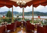 Hôtel Pied des pistes Girmont Val d'Ajol - Le Manoir Au Lac-4