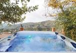 Location vacances Canillas de Albaida - Four-Bedroom Holiday Home in Canillas de Albaida-4