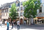 Location vacances  Haut-Rhin - Apart' City Break Colmar-1
