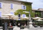 Hôtel Vallérargues - L'auberge des Marronniers-1