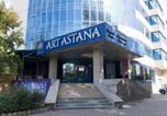 Hôtel Astana - Artastana-1