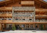 Hôtel Saalbach-Hinterglemm - Hotel Hubertushof