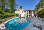 Location vacances Vidauban - Classy villa in Lorgues with Terrace, Courtyard-2