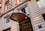 Hôtel Gijón - Hotel Hernán Cortés-2