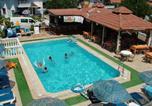 Hôtel İçmeler - Sun Apart Hotel-2