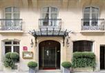 Hôtel 4 étoiles Rueil-Malmaison - Best Western Premier Trocadero La Tour-1