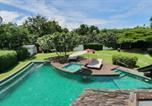 Location vacances Samoeng - Azaya Luxury 4 Bedrooms Pool Villa-1