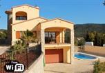 Sant Antoni de Calonge Villa Sleeps 8 Pool Wifi