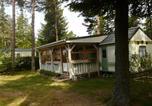 Camping avec Site nature Saint-Bonnet-le-Château - Camping du Lac de Devesset-4