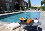 Hôtel 4 étoiles Le Lavandou - Best Western Plus Hyères Côte D'Azur-1