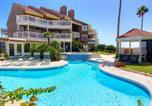Location vacances Port Aransas - Mustang Island Beach Club 215 Condo-2