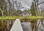 Location vacances Green Lake - Lakefront Home with Seasonal Dock - 2 mi to Skiing!-2