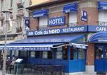 Hôtel Aulnay-sous-Bois - Café du Nord-Izmir hôtel-1