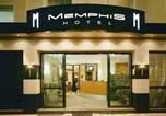 Hôtel Francfort-sur-le-Main - Memphis Hotel-1