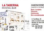 Location vacances Parrillas - Hostal La Taberna-1