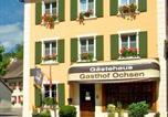 Location vacances Wiedlisbach - Gasthof Ochsen-2