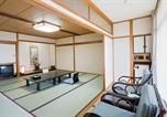 Hôtel Matsuyama - Hotel Tsubakikan Honkan-3