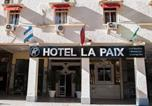 Hôtel Fès - Hotel De La Paix-4