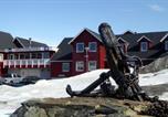 Hôtel Groenland - Hotel Sømandshjemmet Nuuk-1