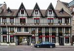 Hôtel Croisy-sur-Eure - Hotel de Normandie