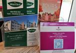 Hôtel Centre - Mister Bed Chambray Les Tours-3