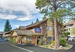 Hôtel South Lake Tahoe - Howard Johnson by Wyndham South Lake Tahoe-1