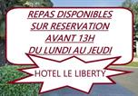 Hôtel Bruz - The Originals Access, Hôtel Rennes Ouest (P'tit Dej-Hotel)-1