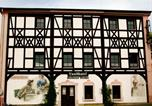 Hôtel Gare de Chemnitz - Landhotel Goldener Becher-3