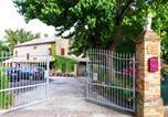 Location vacances Montefalcone Appennino - Country House La Rupe-4