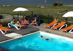 Camping avec WIFI Saint-Salvadou - Camping le Hameau Des Lacs-3