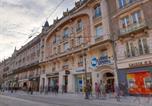Hôtel 4 étoiles Briare - Best Western Hôtel d'Arc-1
