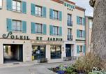 Hôtel Vourles - Soleil et Jardin-1