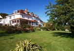 Location vacances Minehead - Dunkery Beacon Country House - Adults Only-1