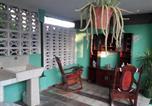 Location vacances  Cuba - Hostal Odarsy - Esteban-2